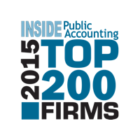 award: Inside Public Accounting's Top 200 Firms 2015