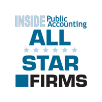 award: Inside Public Accounting's All Star Firms