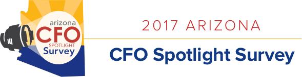 2017 Arizona CFO Spotlight Survey logo