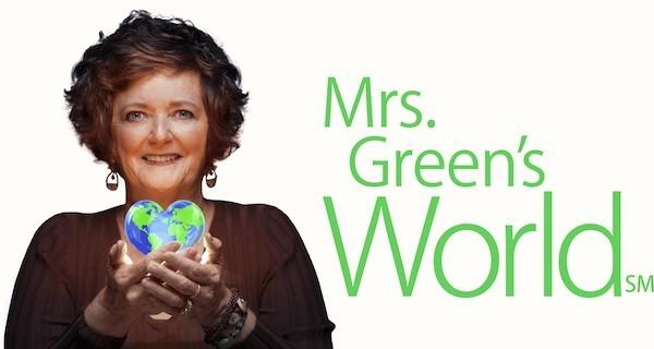 Mrs Green's World