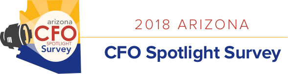 2018 Arizona CFO Spotlight Survey logo