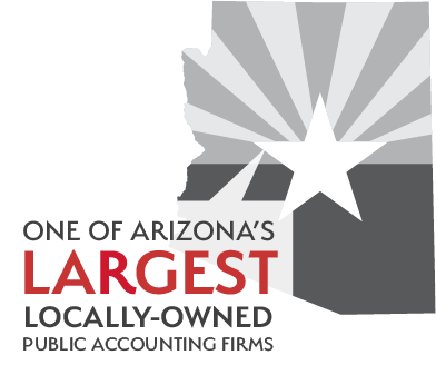 One of Arizona's largest locally-owned public accounting firms