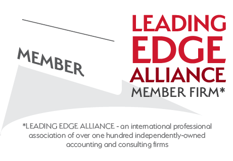 Leading Edge Alliance Member Firm