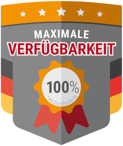 Maximale Verfügbarkeit der Vermietsoftware