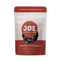 Joe Chocolates Frosted Peppermint (2.5oz)