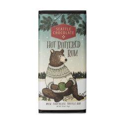 Hot Buttered Rum Truffle Bar