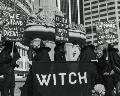 Womens March, Denver, 2018
