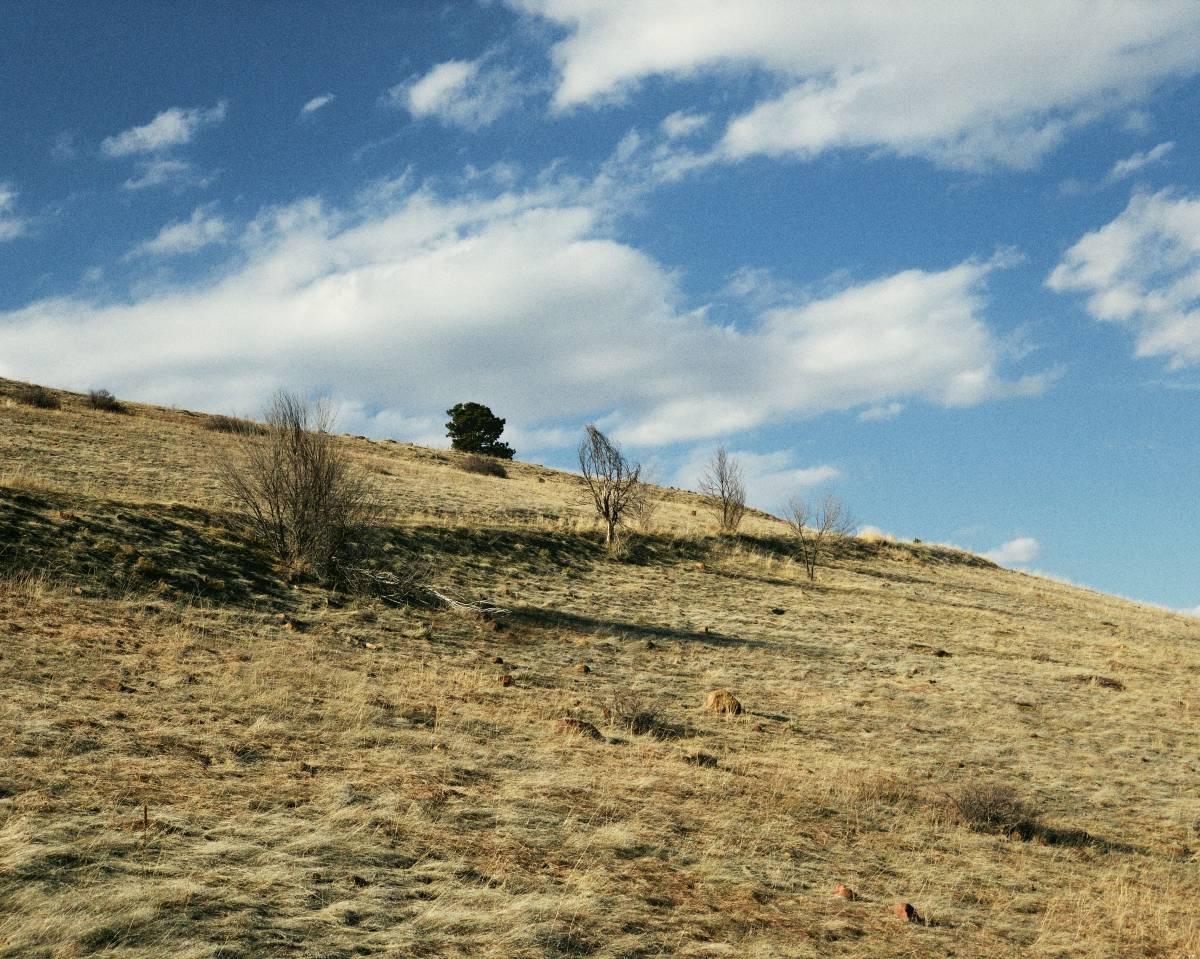 A scene near Boulder, CO, USA worthy of a wallpaper.