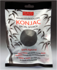 BEAUTY CHARCOAL KONJAC SPONGE @