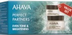 AHAVA Even Tone & Brightening KIT TILBUD (verdi 998,-)