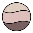 BELL Allergenic Triple Eyeshadow 9
