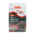 BEAUTY CHARCOAL 24 stk  DEEP FACIAL MASK @
