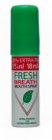 FRESH MUNNSPRAY PEPPERMINT 25 pk.