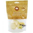 Bath Bombs Vanilla Sugar