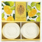 LA FLORENTINA Boboli Citrus - Two Hand Soap 115g