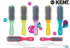 KENT Airhedz Glow Range 9 row, Short Hair, AHGLO02, assortert