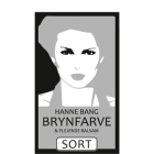 HANNE BANG Brynsfarge Sort