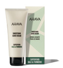 AHAVA Smoothing Hand Cream Kale & Turmeric 100ml