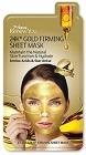 MJ 7th Heaven Renew You 24k* Gold Firming Sheet Mask @