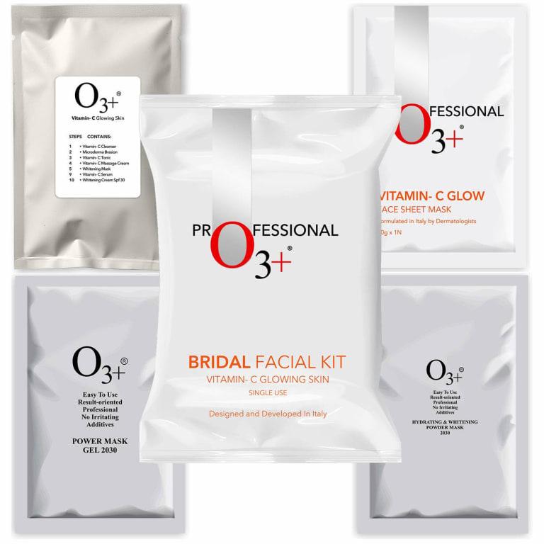 O3 Bridal Facial Kit Vitamin C 12