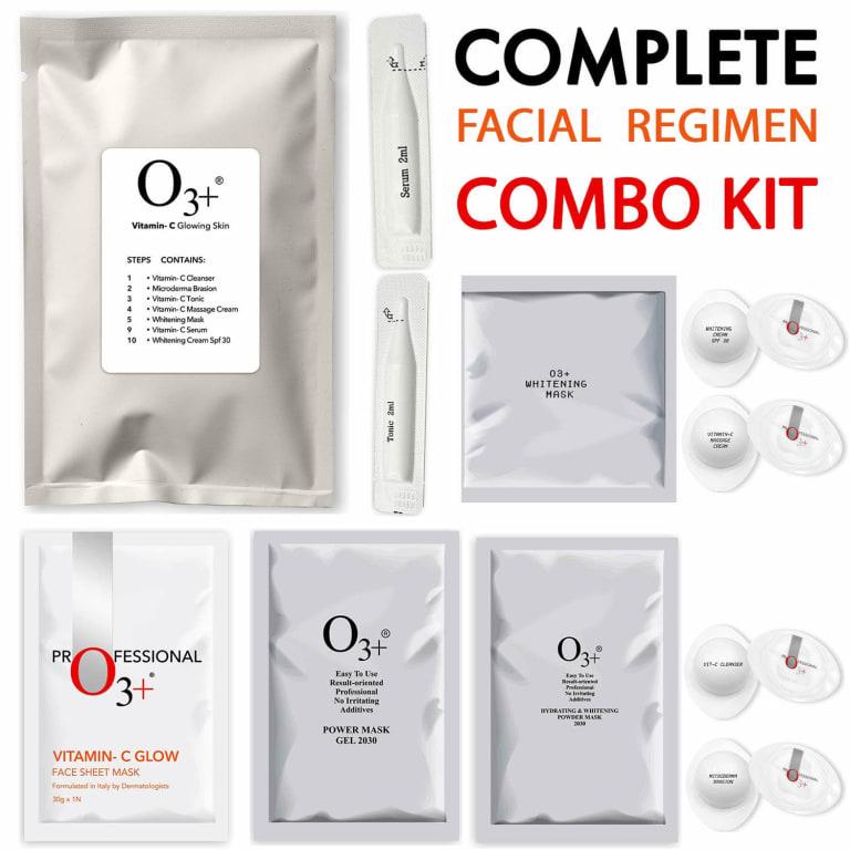 O3 Bridal Facial Kit Vitamin C 9