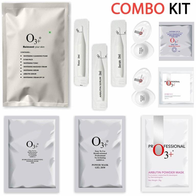 O3 Bridal Facial Kit Vitamin C 5