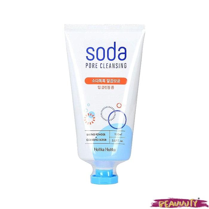 Soda Pore Cleansing Deep Cleansing Foam 150ml