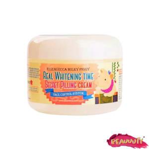Milky Piggy Real Whitening Time Secret Pilling Cream 100g