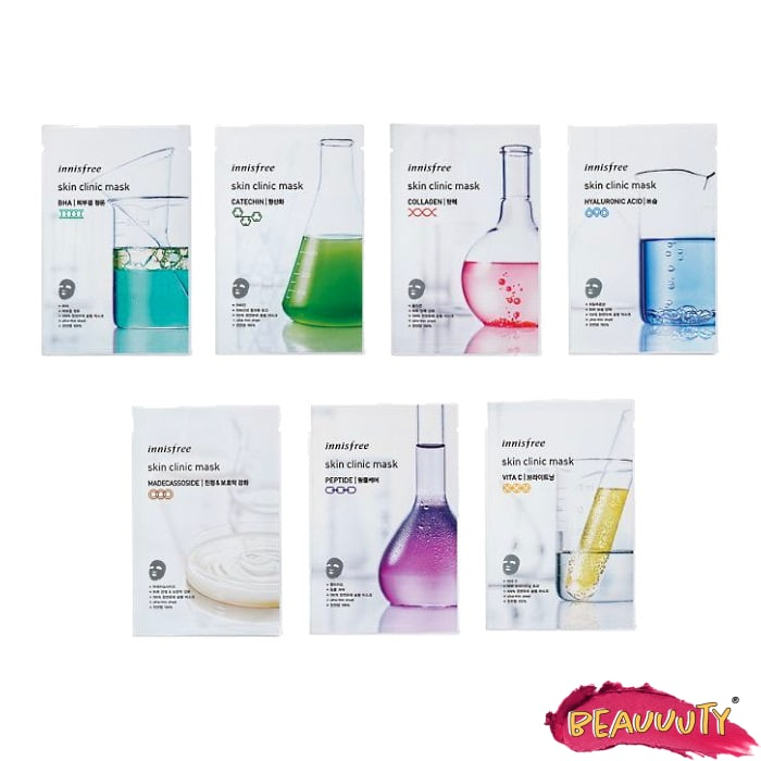 Skin Clinic Mask 3x20ml