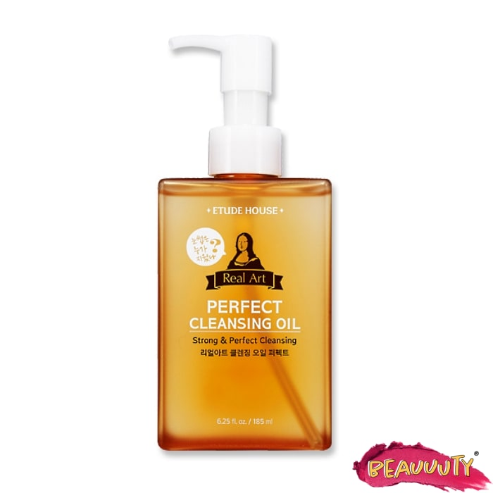 Real Art Cleansing Oil Perfect 185ml