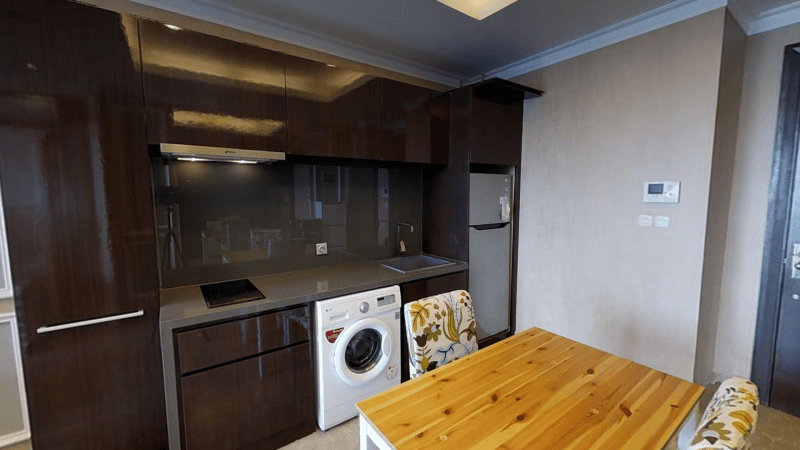 for rent Residence 8 Senopati - Luminous and artsy design apartment