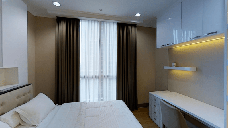 for rent Residence 8 Senopati - Superb duplex apartment in south jakarta