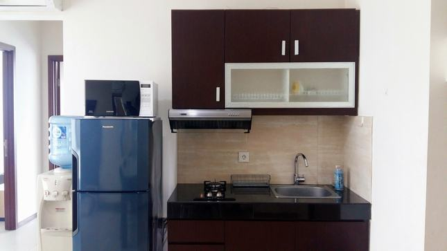 for rent Thamrin Executive Residence - 2 Bedroom apartment with prime location near Hotel Indonesia