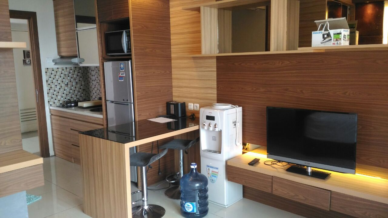 for rent Thamrin Executive Residence - Large studio apartment in central city