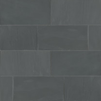 Bedrosians black-and-white patterned floor tile
