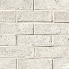 Avondale 2x8 brick tile in Early Gray