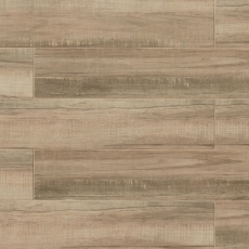 Forest 8x36 wood-look porcelain tile in Straw