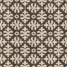 Palazzo 12x12 porcelain in Antique Cotto Florentina Deco