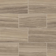 Highland 12x24 porcelain tile in Beige