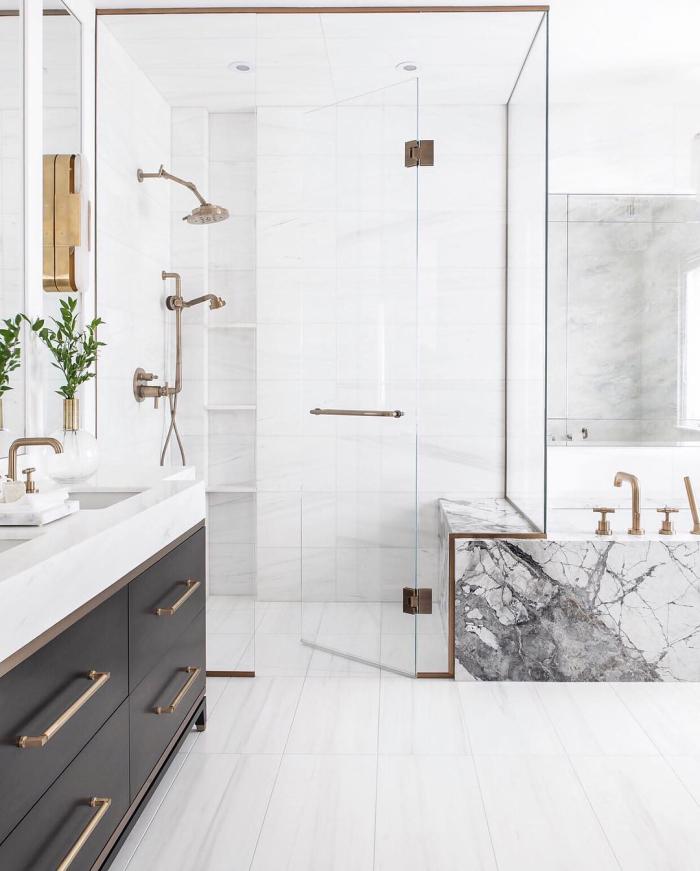 Tips For Designing Your Dream Walk In Shower Bedrosians Tile Stone