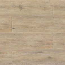Titus 8x36 wood-look porcelain tile in Camel