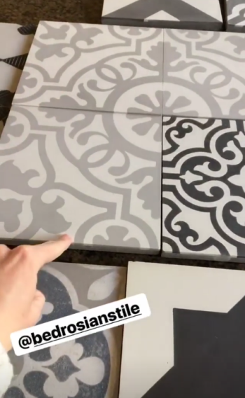 Patterned Tile Choices