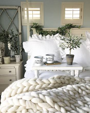 Desert Decor-Farmhouse Style-Warm and Cozy