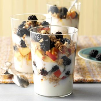 Rise and Shine Fruit Parfait