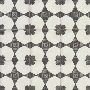 Enchante 8x8 porcelain tile in the Moderno pattern