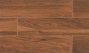 Napa 6x24 wood-look porcelain in Honey