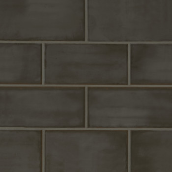 Chateau 4x8 ceramic wall tile in Tobacco