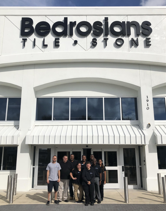 Bedrosians Tile and Stone - 1910 W International Speedway, Daytona Beach, FL 32114