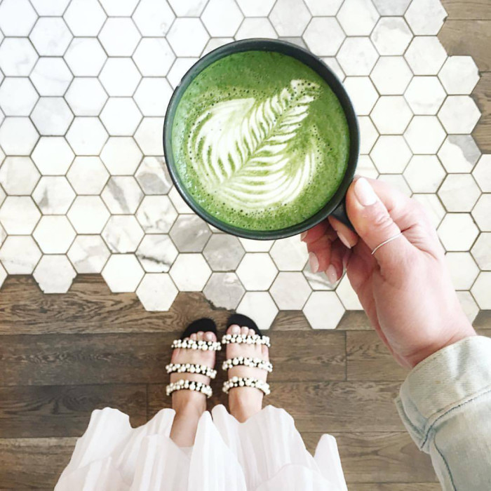 Tile and Matcha!