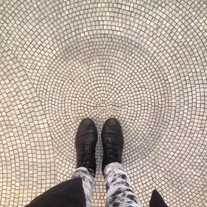 The first ihavethisthingwithfloors Instagram post